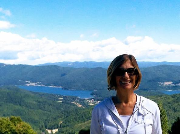 Sonia vivona a Lago Arvo